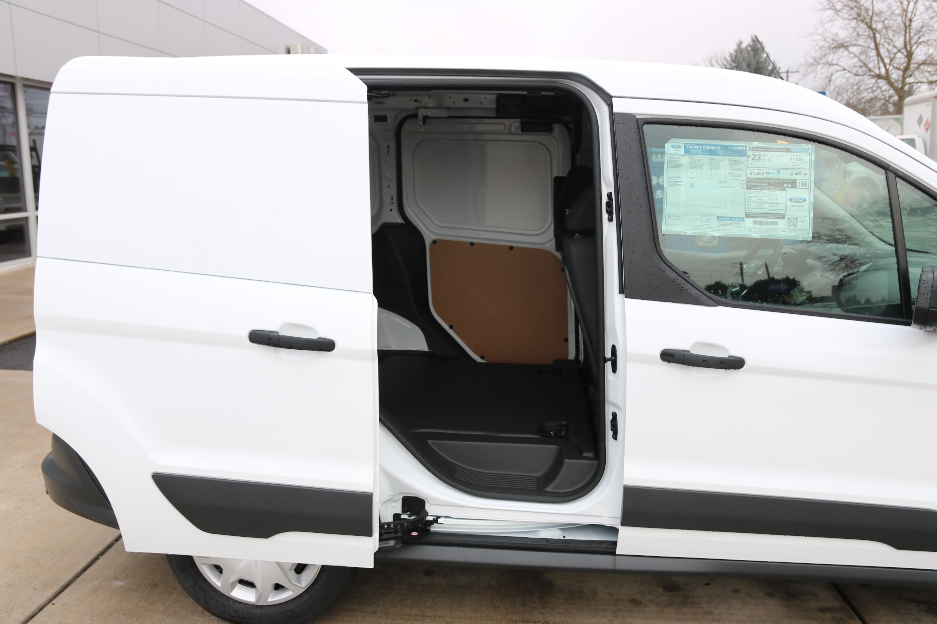 2018 Transit Connect, Cargo Van #C85207 - photo 8