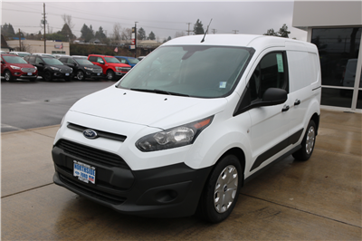 2018 Transit Connect, Cargo Van #C85207 - photo 1