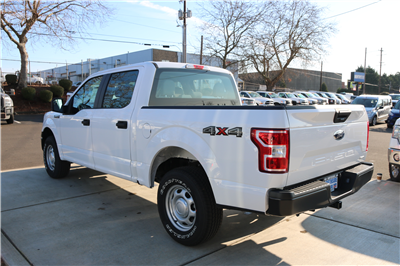 2018 F-150 Crew Cab 4x4 Pickup #C85238 - photo 2