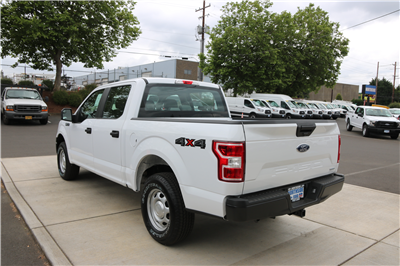 2018 F-150 SuperCrew Cab 4x4,  Pickup #C85239 - photo 2