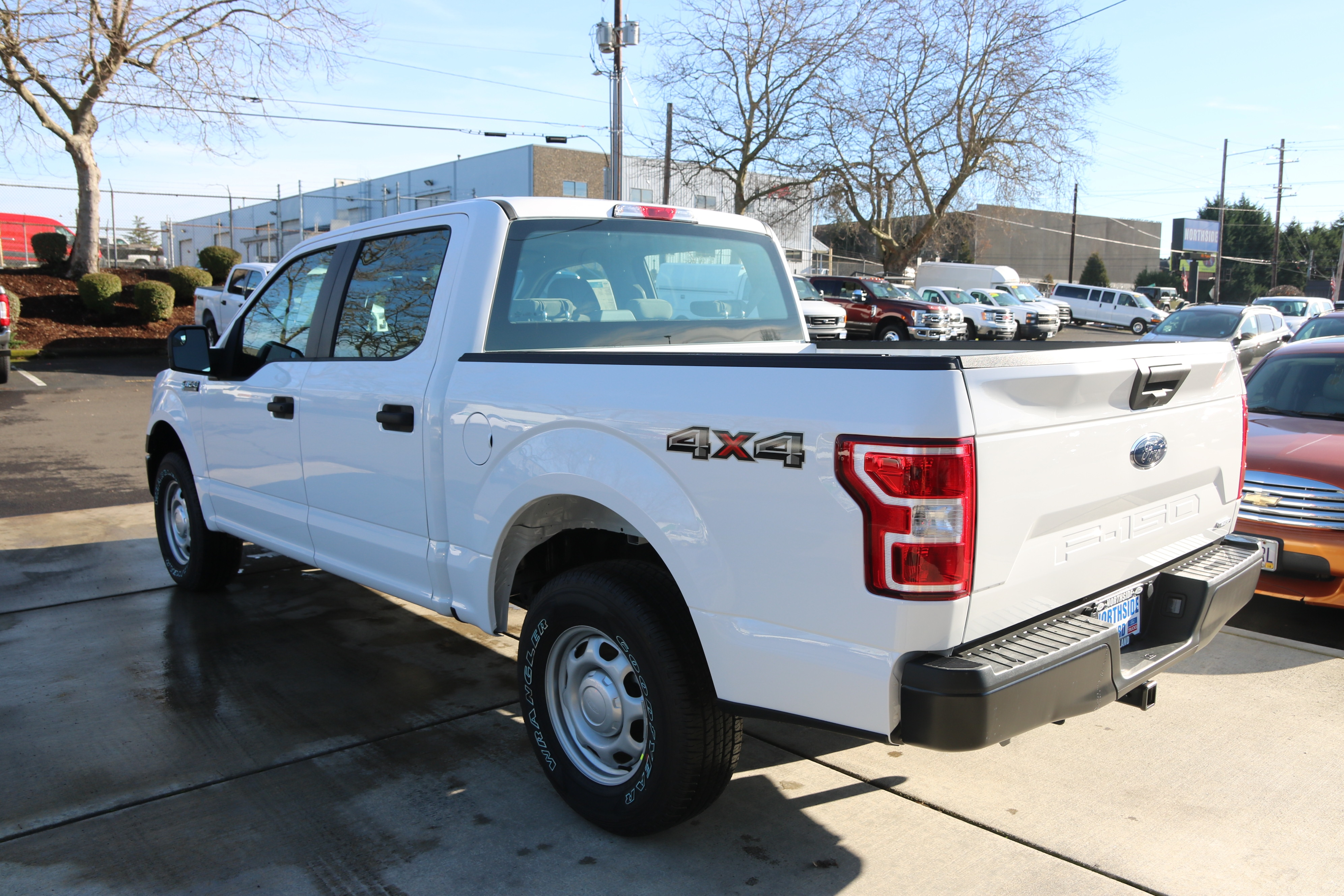 2018 F-150 SuperCrew Cab 4x4, Pickup #C85241 - photo 2