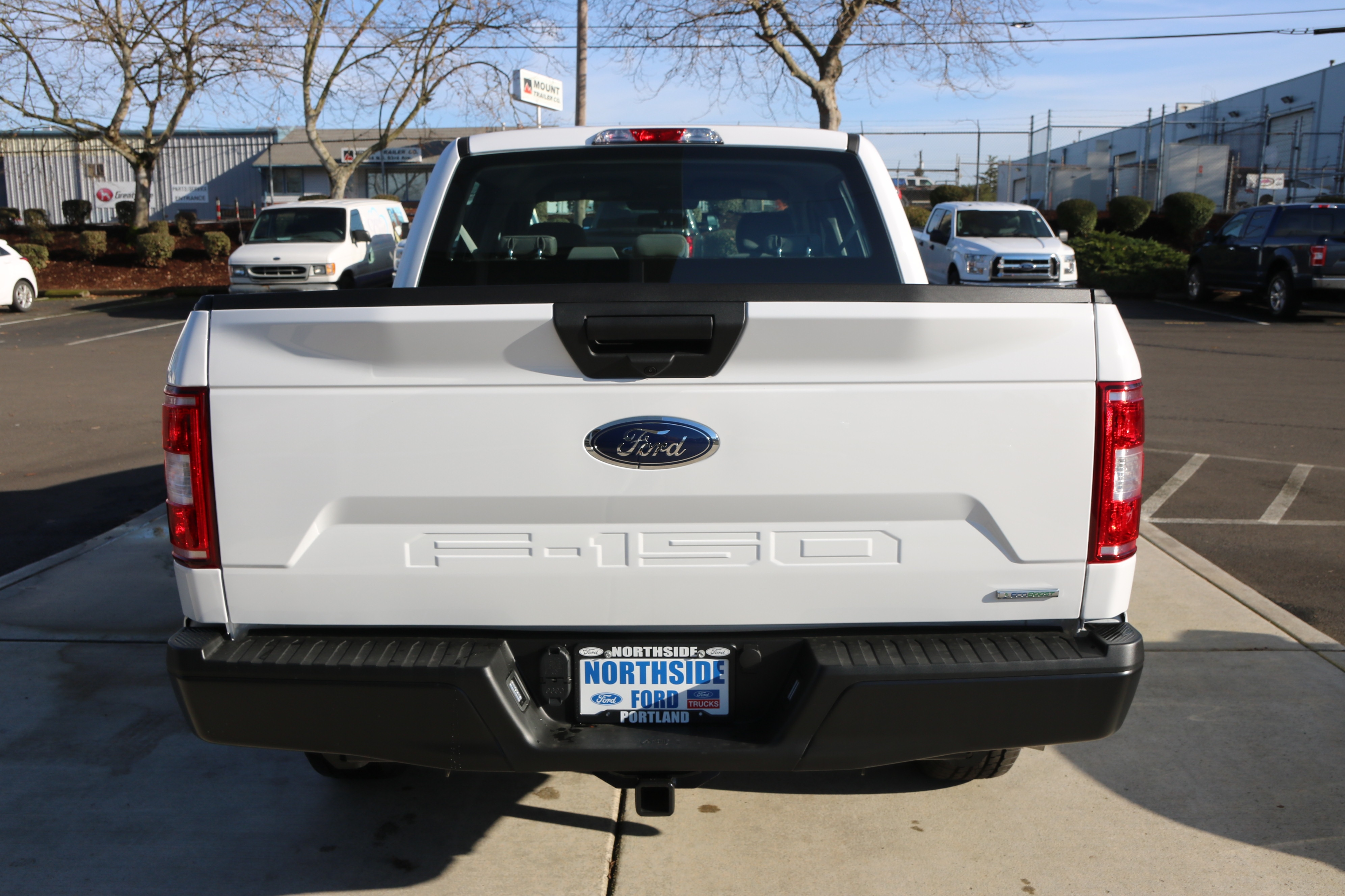 2018 F-150 SuperCrew Cab 4x4, Pickup #C85241 - photo 6