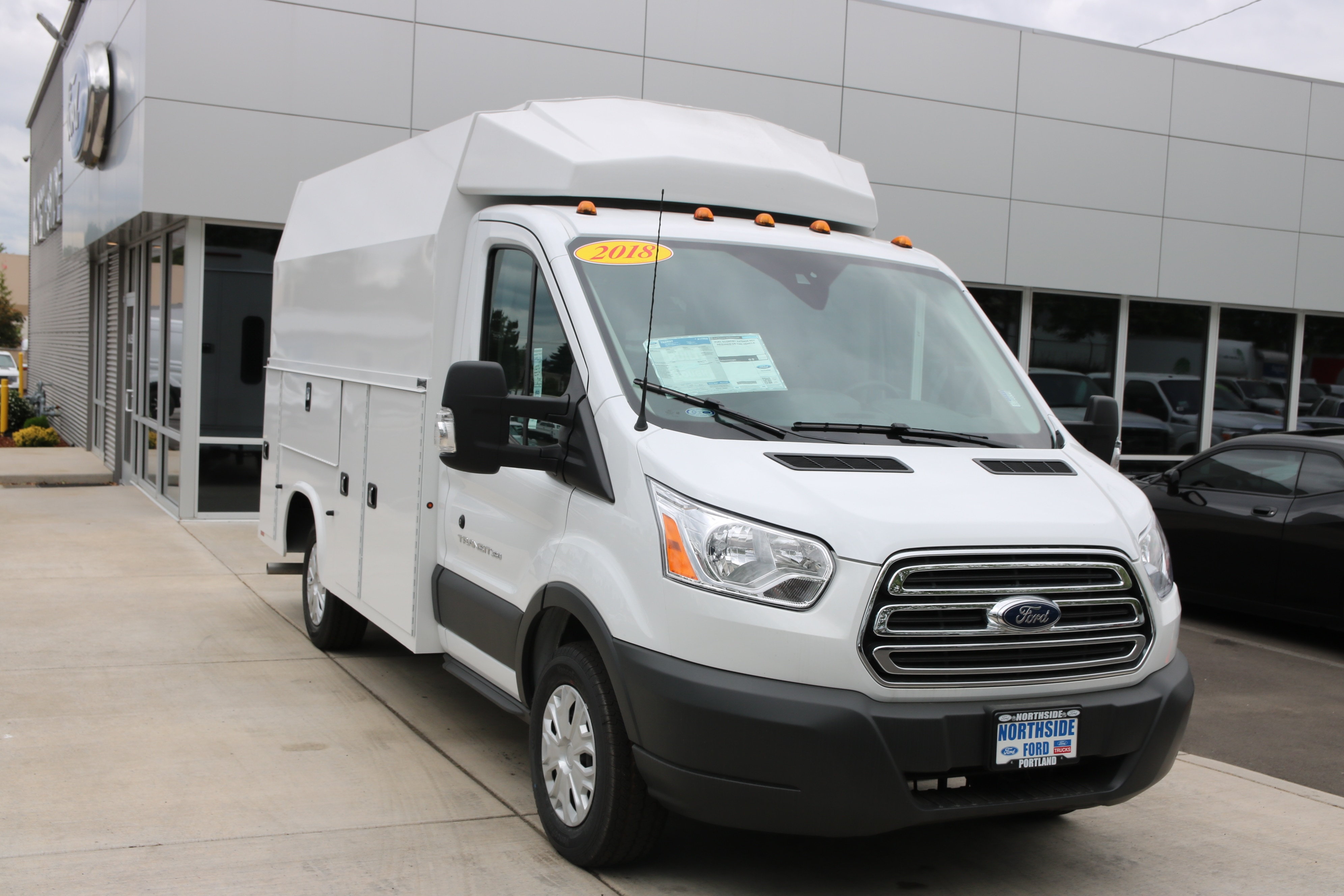 2018 Transit 350,  Service Utility Van #C85484 - photo 3