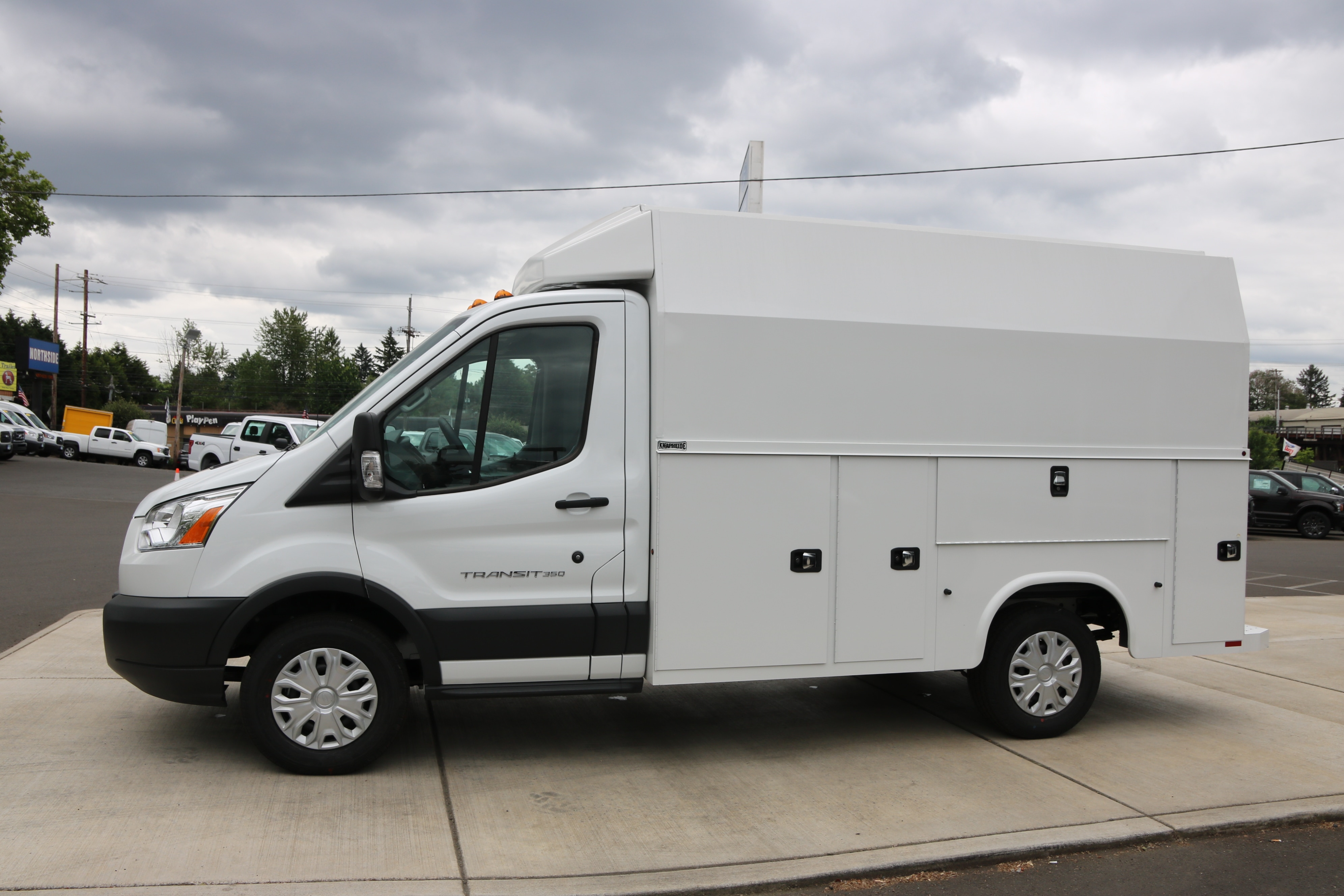 2018 Transit 350,  Service Utility Van #C85484 - photo 5