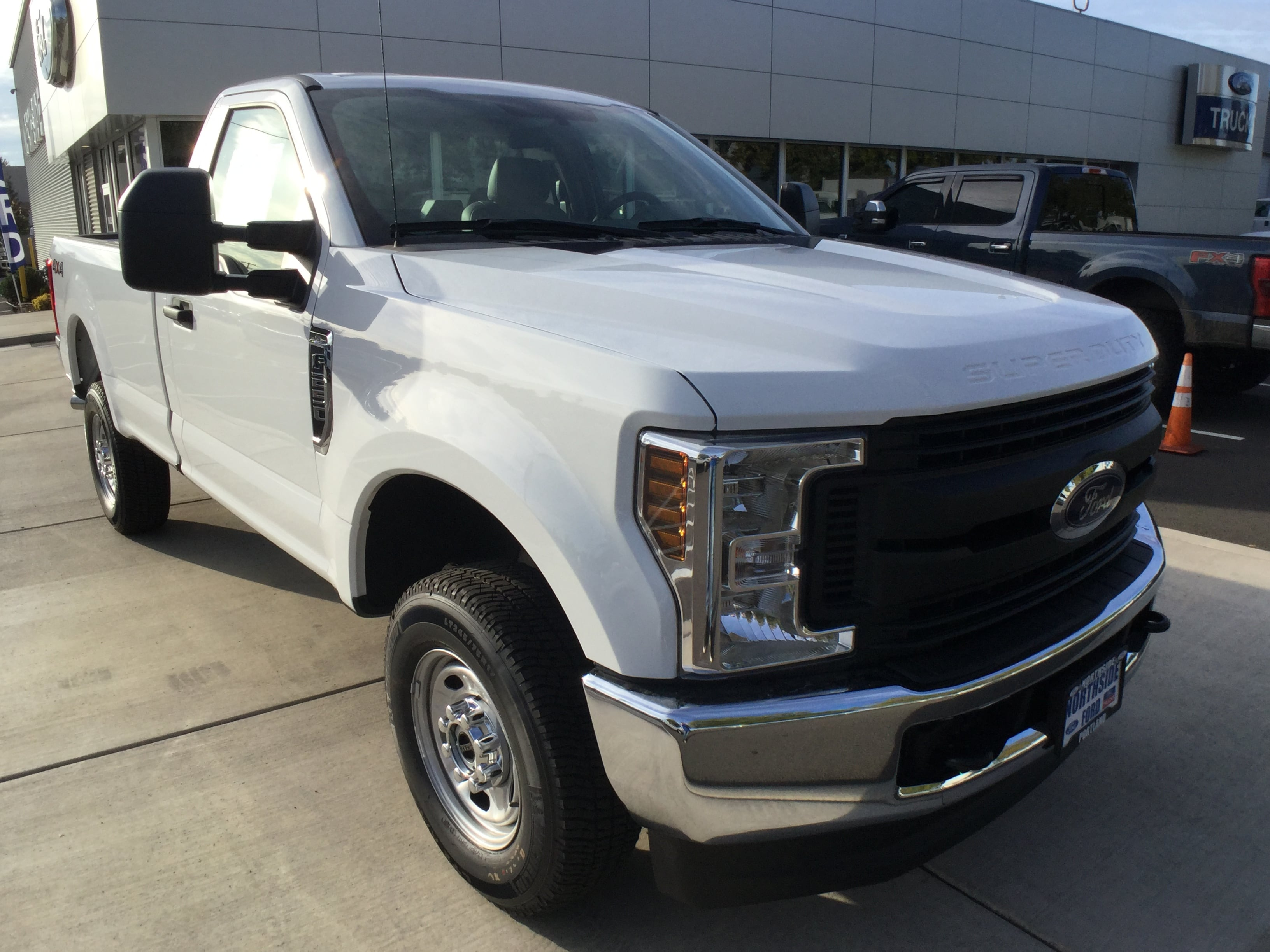 2019 F-250 Regular Cab 4x4,  Pickup #C95738 - photo 3