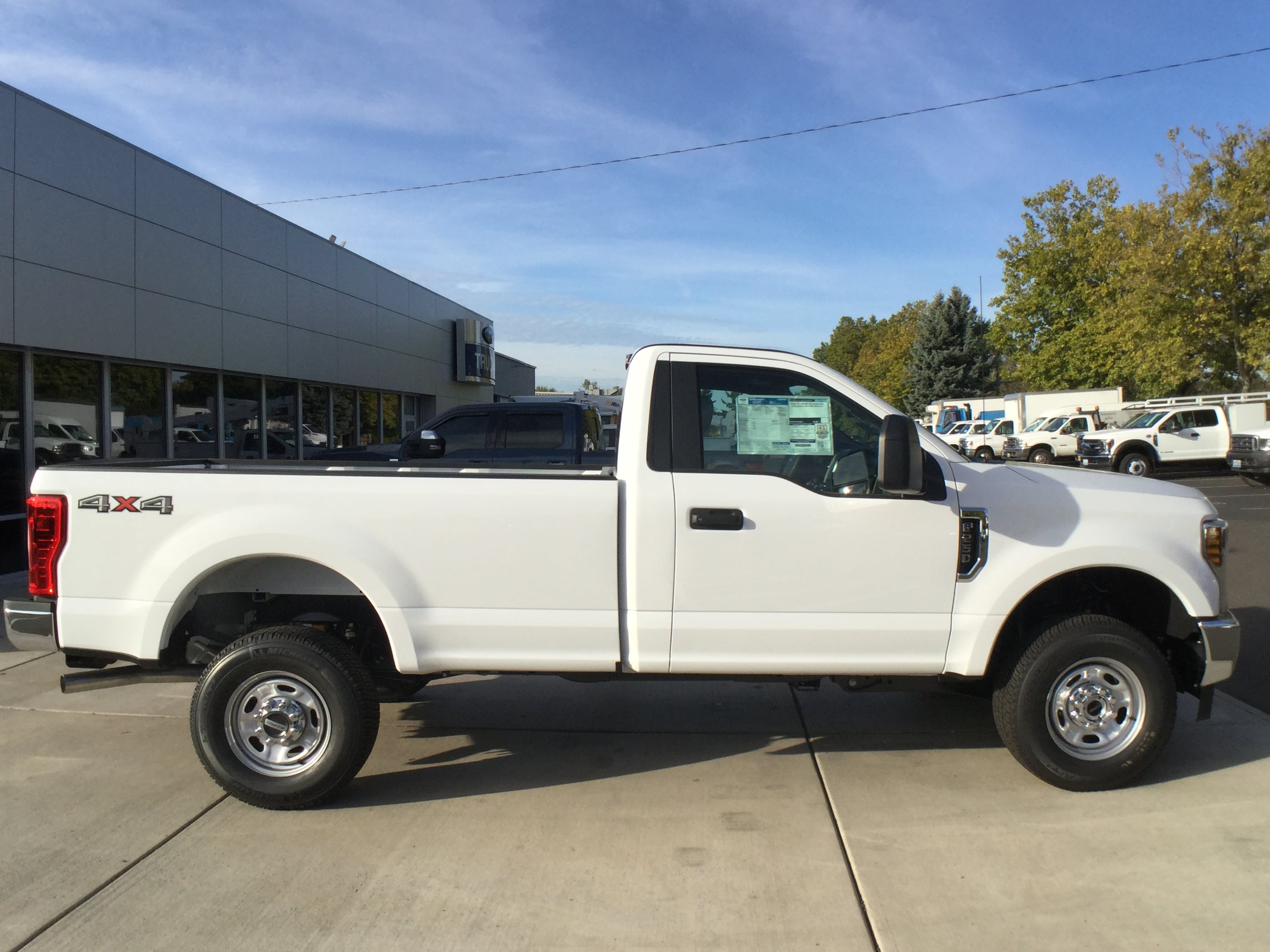 2019 F-250 Regular Cab 4x4,  Pickup #C95738 - photo 4