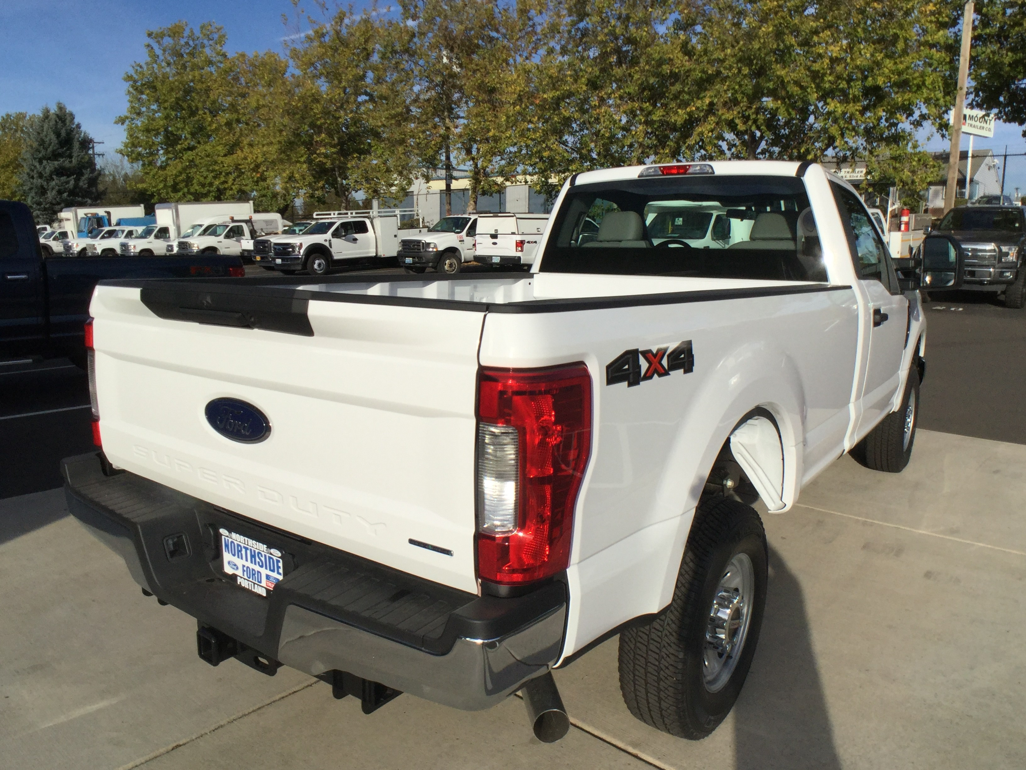 2019 F-250 Regular Cab 4x4,  Pickup #C95738 - photo 5