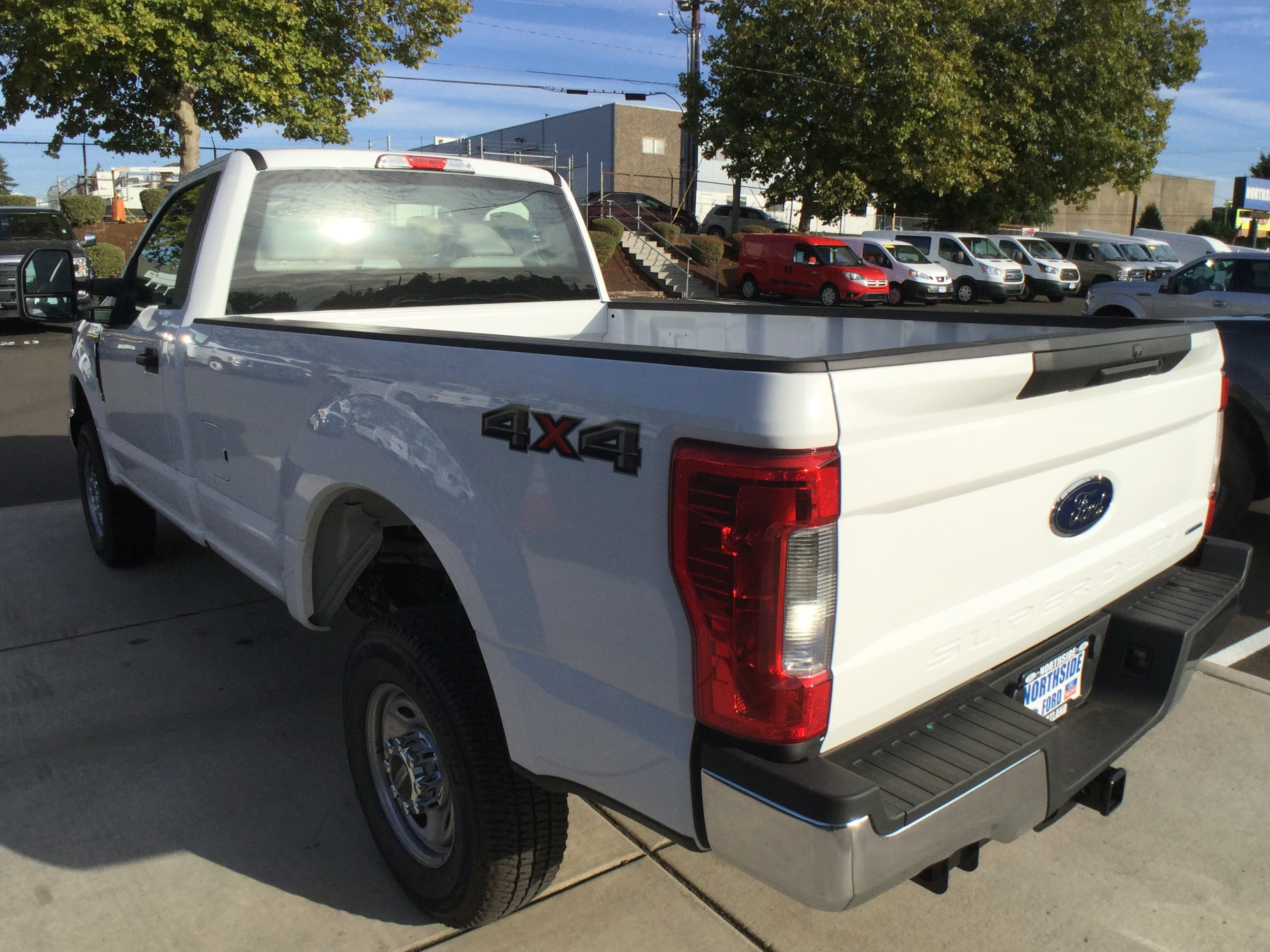 2019 F-250 Regular Cab 4x4,  Pickup #C95738 - photo 2