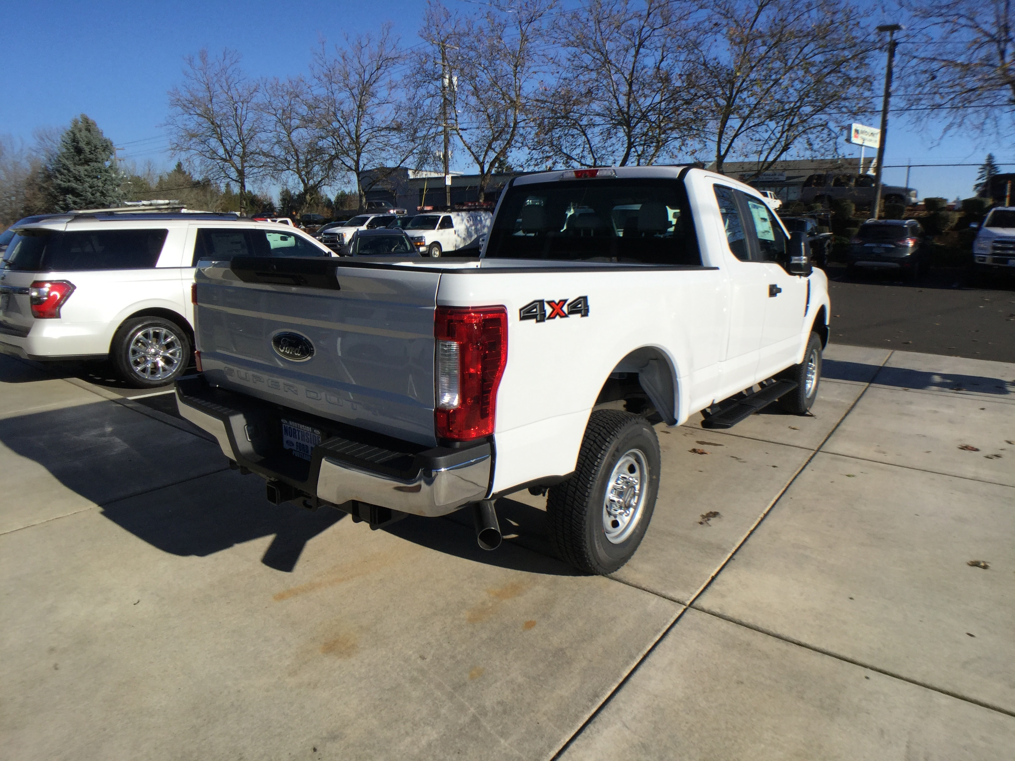 2019 F-250 Super Cab 4x4,  Pickup #C95830 - photo 3