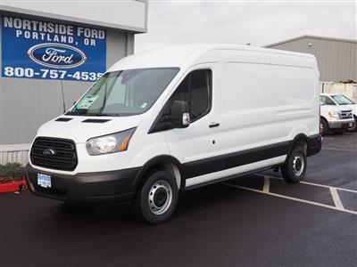 2019 Transit 350 Med Roof 4x2,  Empty Cargo Van #C96037 - photo 1