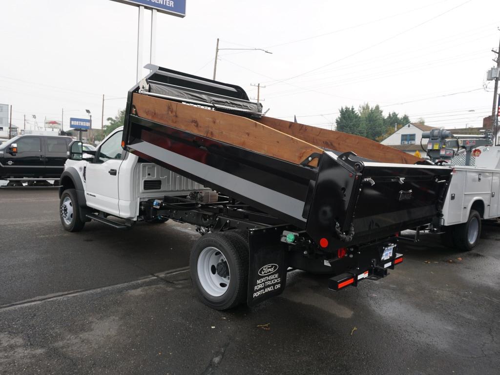 2020 Ford F-550 Regular Cab DRW AWD, Knapheide Dump Body #5971 - photo 1