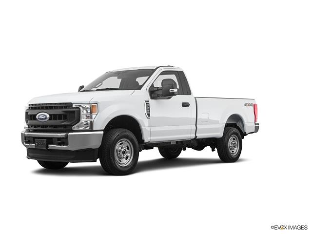 2021 Ford F-250 Regular Cab 4x4, Cab Chassis #D61274 - photo 1