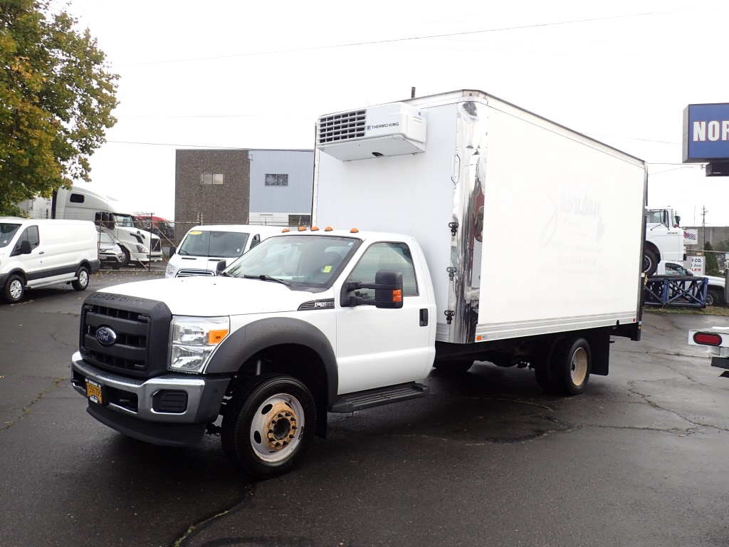 2015 Ford F-550 Regular Cab DRW 4x2, Refrigerated Body #P4836 - photo 1