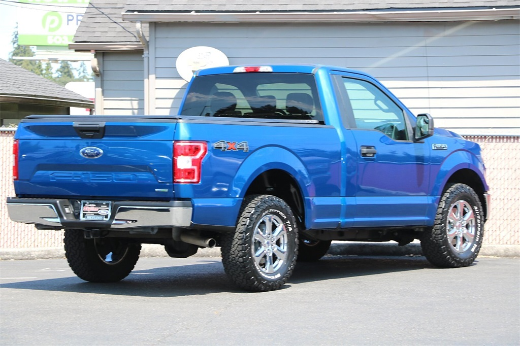 2018 Ford F-150 Regular Cab 4x4, Pickup #194357A - photo 1