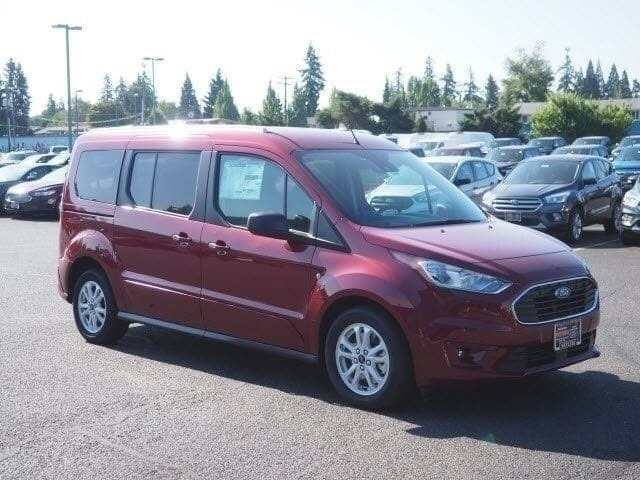 2020 Ford Transit Connect, Passenger Wagon #204386 - photo 1