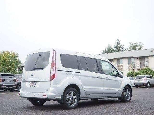 2020 Ford Transit Connect, Passenger Wagon #204637 - photo 3