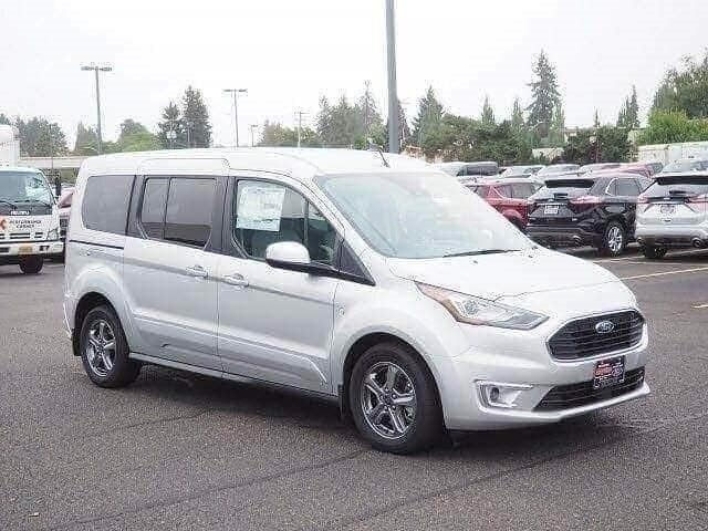 2020 Ford Transit Connect, Passenger Wagon #204637 - photo 1