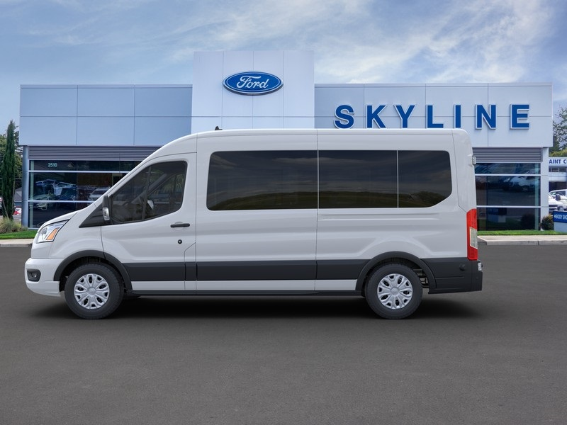 2020 Ford Transit 350 Med Roof RWD, Passenger Wagon #204913 - photo 4
