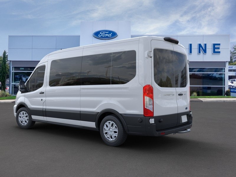 2020 Ford Transit 350 Med Roof RWD, Passenger Wagon #204913 - photo 2