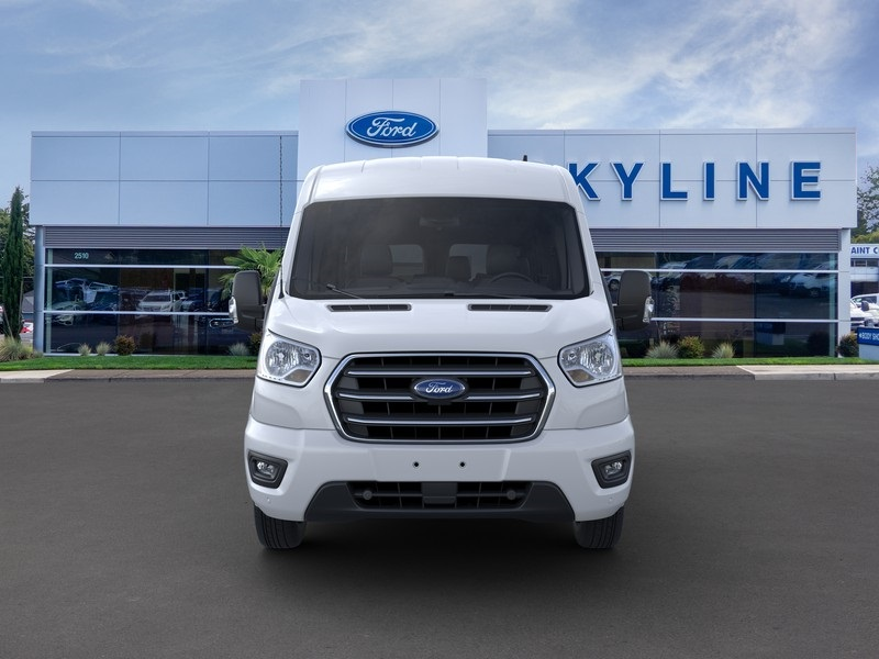2020 Ford Transit 350 Med Roof RWD, Passenger Wagon #204913 - photo 6