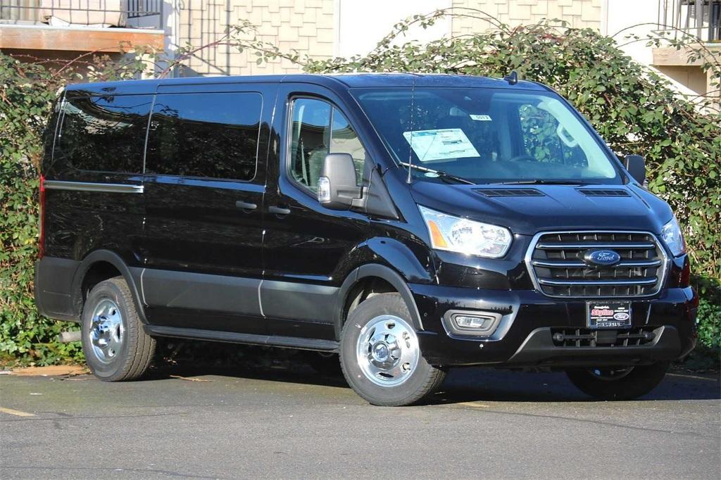 2020 Ford Transit 150 Low Roof AWD, Passenger Wagon #205013 - photo 1