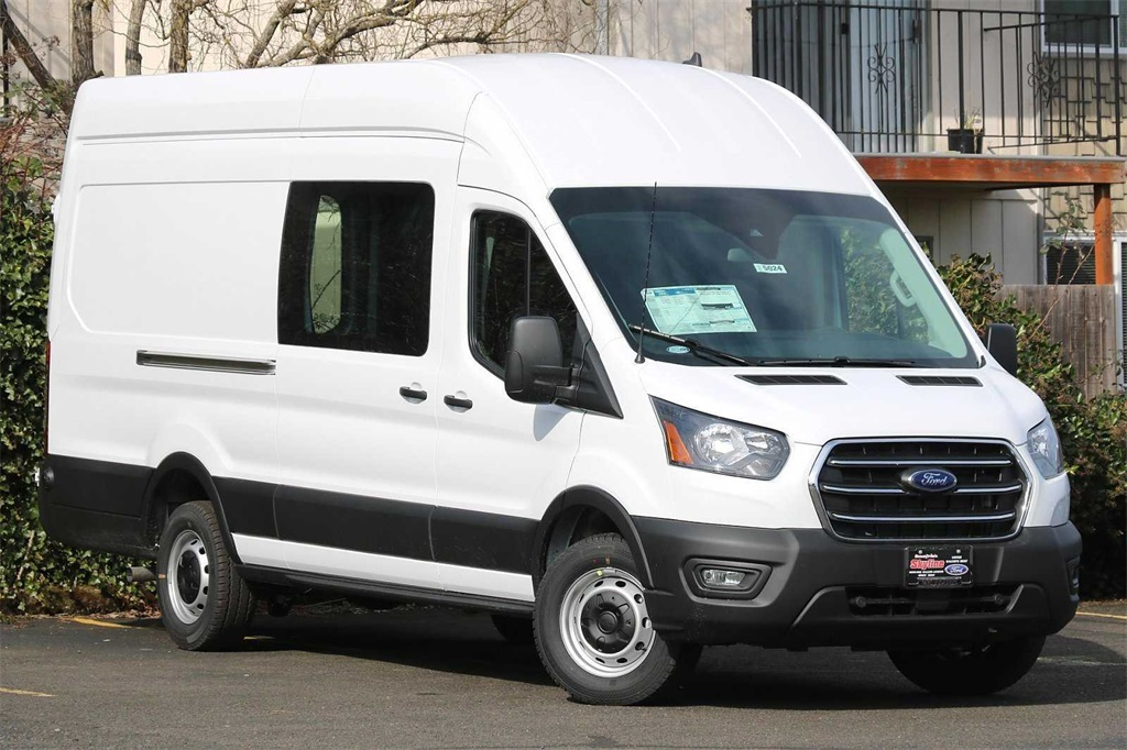 2020 Ford Transit 350 High Roof RWD, Empty Cargo Van #205024 - photo 1