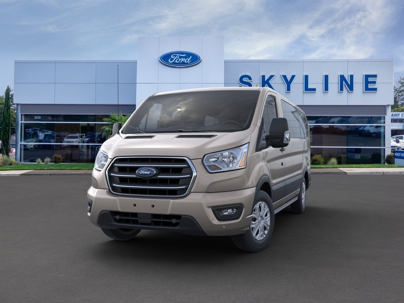 2020 Ford Transit 150 Low Roof RWD, Passenger Wagon #205120 - photo 3