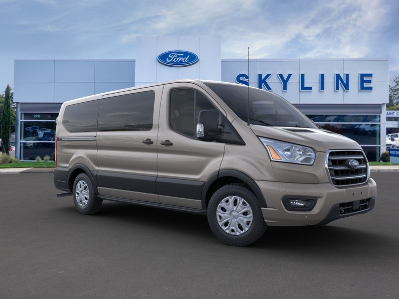 2020 Ford Transit 150 Low Roof RWD, Passenger Wagon #205120 - photo 7