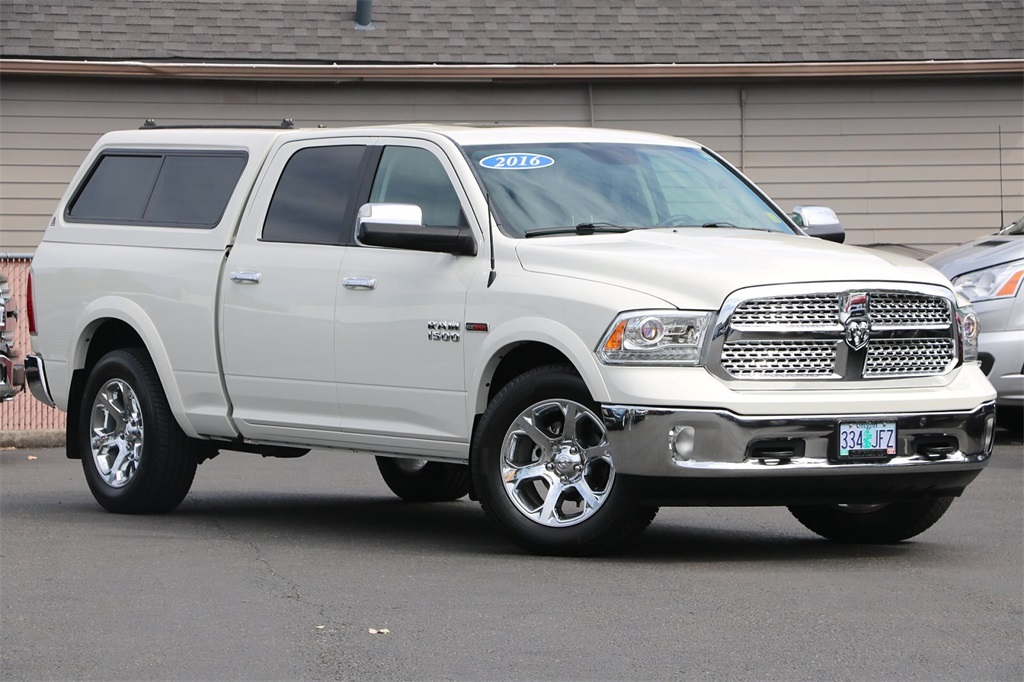 2016 Ram 1500 Crew Cab 4x4, Pickup #205125A - photo 1