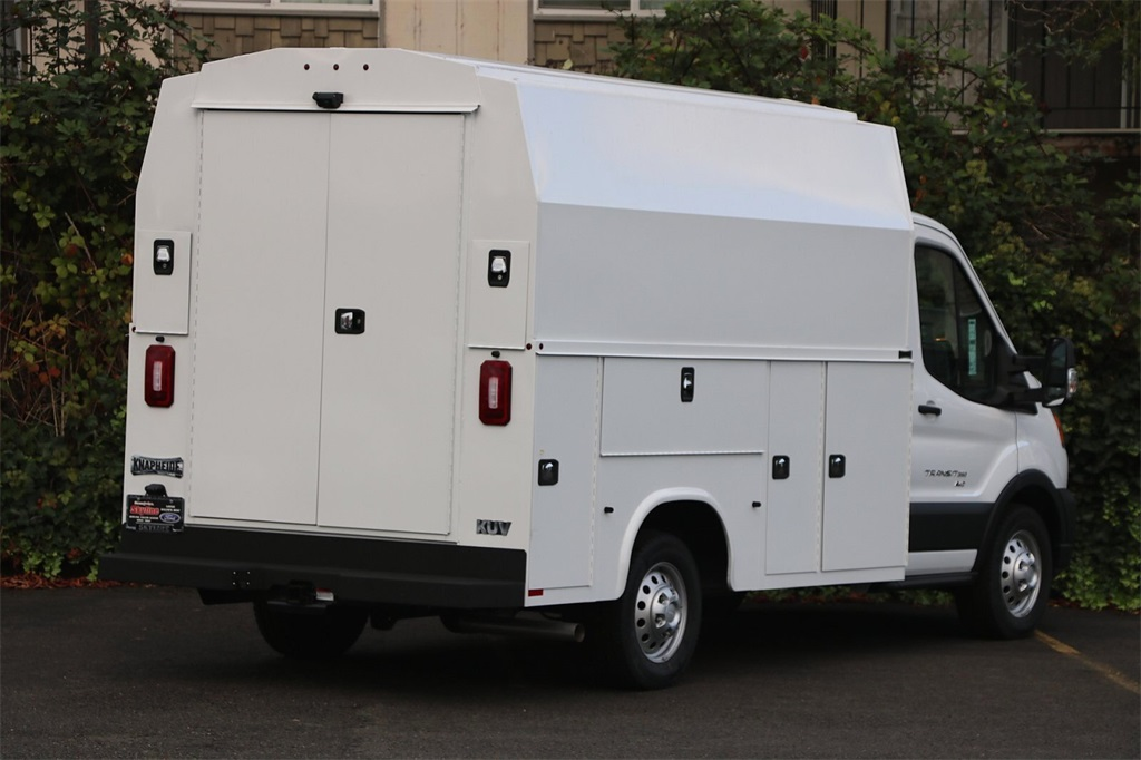2020 Ford Transit 350 AWD, Knapheide KUV Service Utility Van #205141 - photo 2