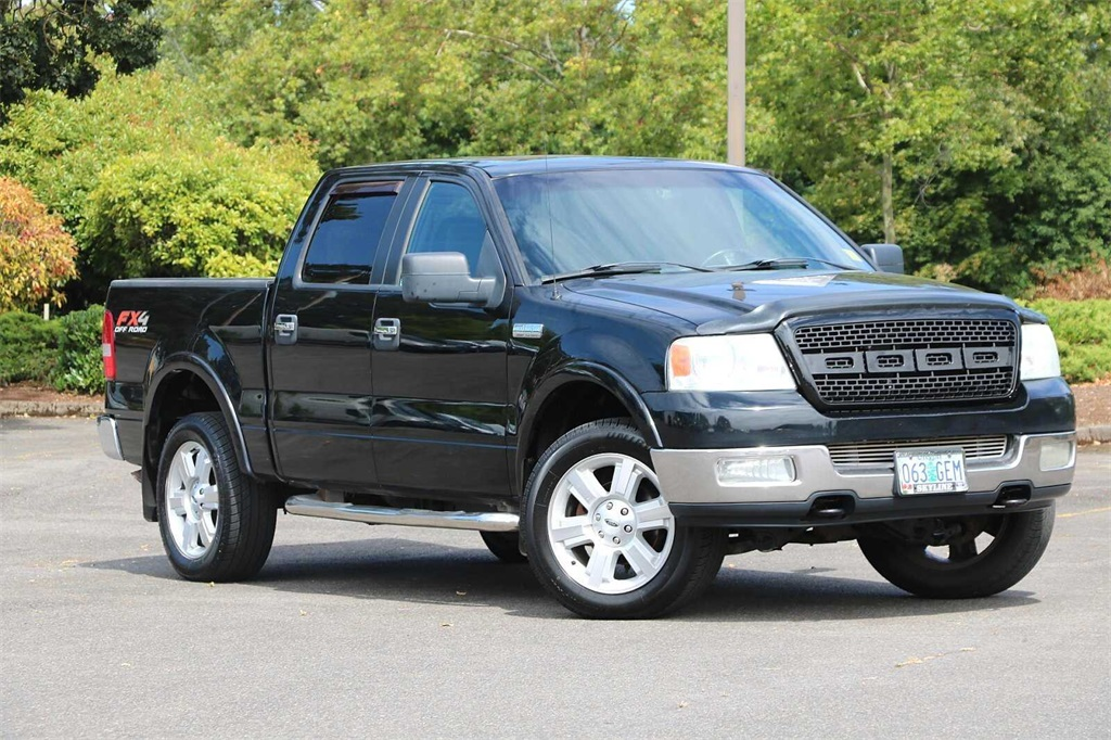 2005 Ford F-150 Super Cab 4x4, Pickup #205188B - photo 1