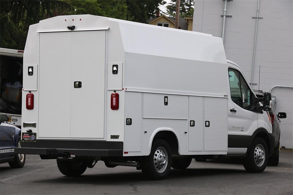 2020 Ford Transit 350 AWD, Knapheide Service Utility Van #205200 - photo 1