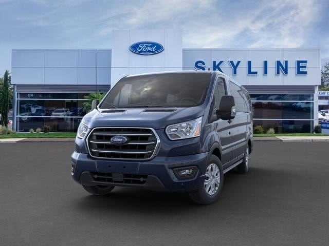 2020 Ford Transit 150 Low Roof RWD, Passenger Wagon #205336 - photo 3