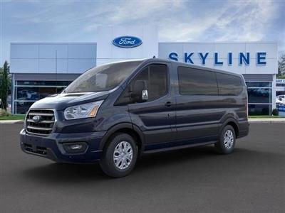2020 Ford Transit 150 Low Roof RWD, Passenger Wagon #205336 - photo 1