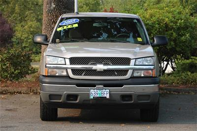 2005 Chevrolet Silverado 1500 Extended Cab 4x4, Pickup #205358A - photo 4