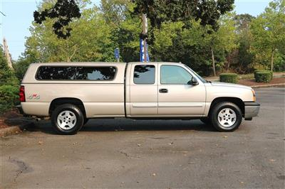 2005 Chevrolet Silverado 1500 Extended Cab 4x4, Pickup #205358A - photo 5