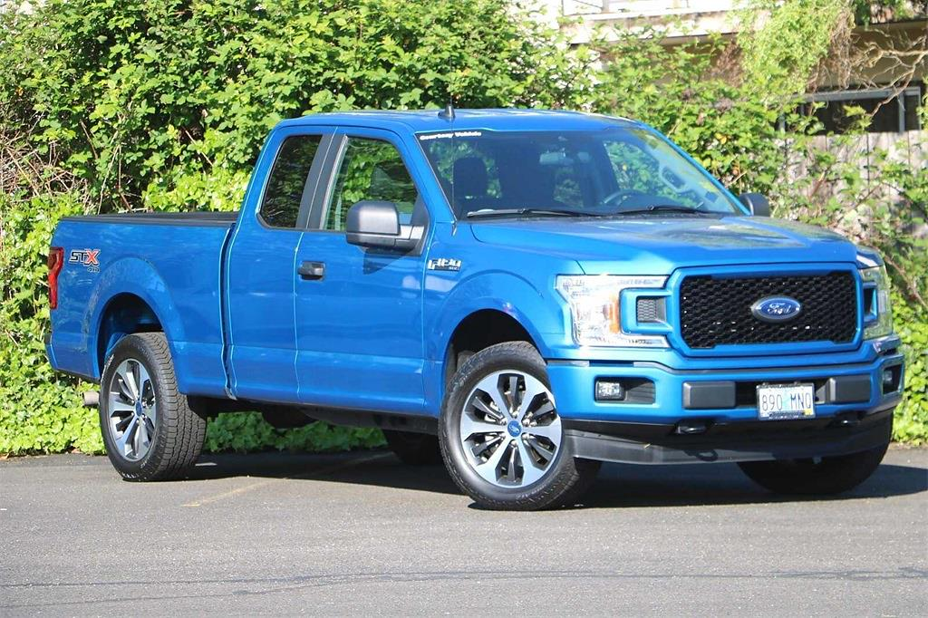 2020 Ford F-150 Super Cab 4x4, Pickup #6604P - photo 1