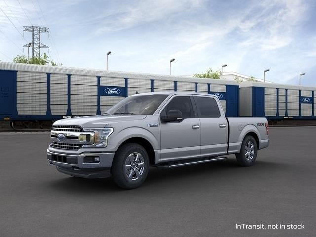 2020 Ford F-150 SuperCrew Cab 4x4, Pickup #205395 - photo 1