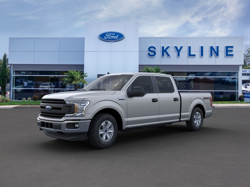 2020 Ford F-150 SuperCrew Cab 4x4, Pickup #205466 - photo 1