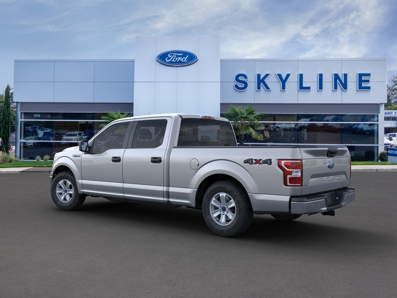 2020 Ford F-150 SuperCrew Cab 4x4, Pickup #205466 - photo 2
