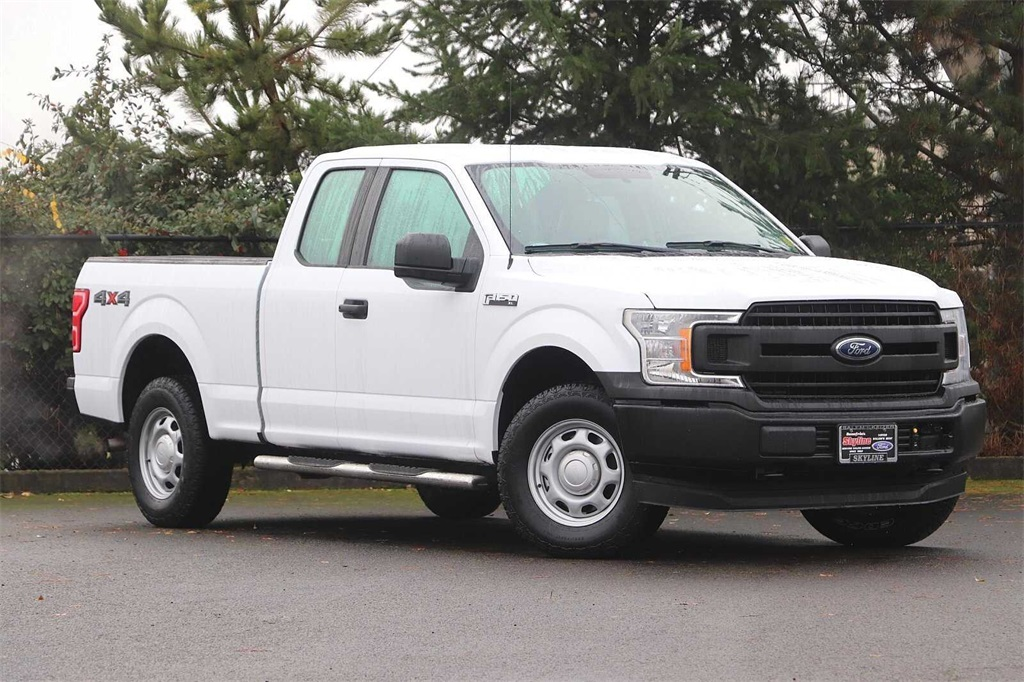2018 Ford F-150 Super Cab 4x4, Pickup #205485A - photo 1