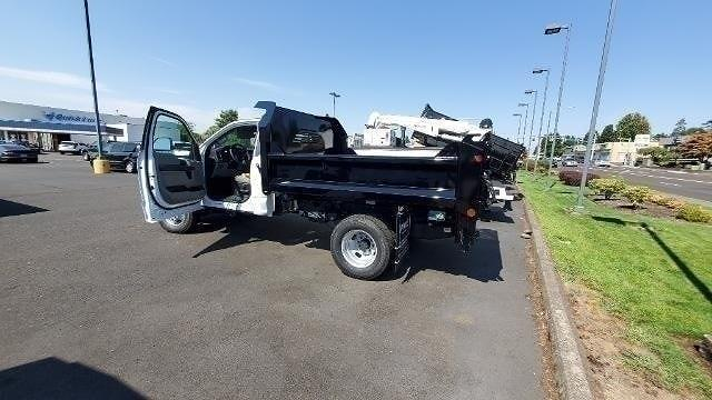 2020 Ford F-350 Regular Cab DRW 4x4, Crysteel E-Tipper Dump Body #205487 - photo 6