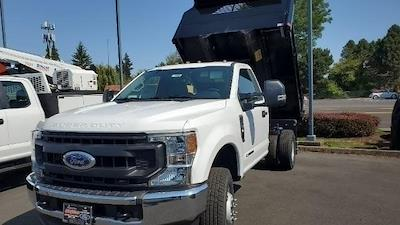 2020 Ford F-350 Regular Cab DRW 4x4, Crysteel E-Tipper Dump Body #205487 - photo 3