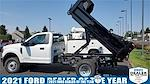 2020 Ford F-350 Regular Cab DRW 4x4, Crysteel E-Tipper Dump Body #205487 - photo 1