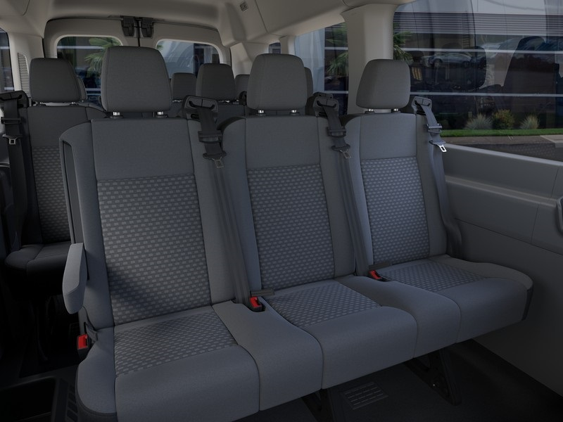 2020 Ford Transit 350 Med Roof RWD, Passenger Wagon #205503 - photo 11