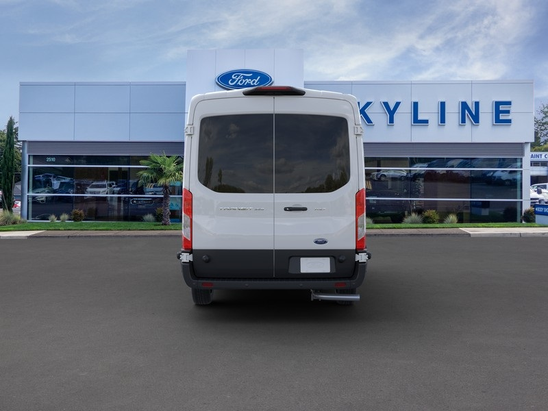 2020 Ford Transit 350 Med Roof RWD, Passenger Wagon #205503 - photo 5