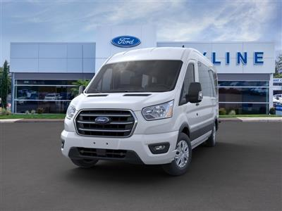 2020 Ford Transit 350 Med Roof RWD, Passenger Wagon #205503 - photo 3