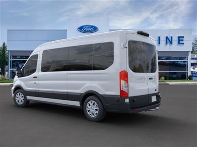 2020 Ford Transit 350 Med Roof RWD, Passenger Wagon #205503 - photo 2