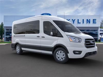 2020 Ford Transit 350 Med Roof 4x2, Passenger Wagon #205503 - photo 7