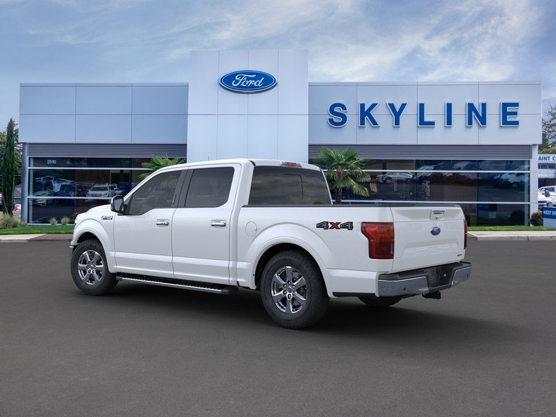 2020 Ford F-150 SuperCrew Cab 4x4, Pickup #205509 - photo 1